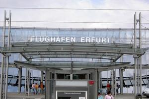 Leiebil Erfurt Lufthavn