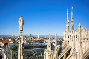 Leiebil Milano