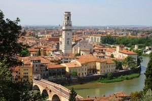 Leiebil Verona
